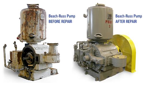 Don't Replace Your Broken Vacuum Pump – Repair It and Save