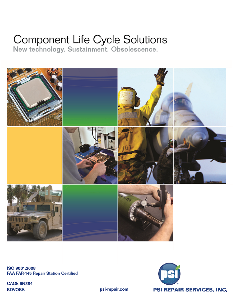 PSI Component Life Cycle Solutions