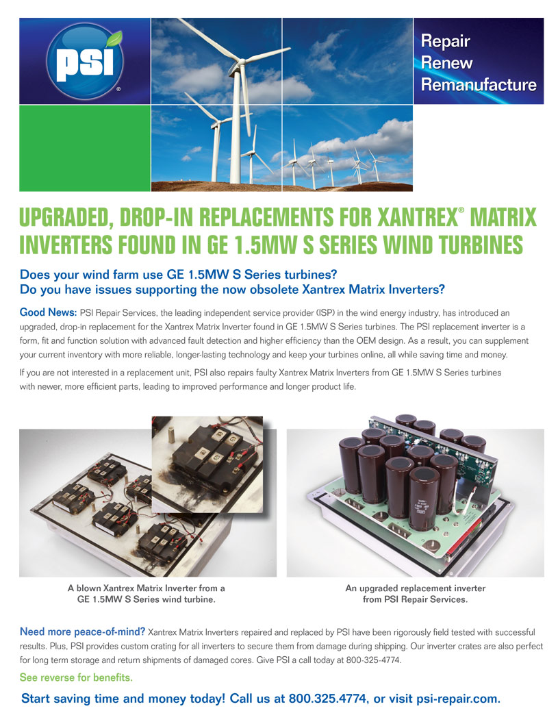 PSI Solutions for Xantrex Matrix Inverters