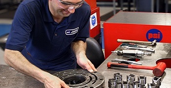 Industrial Hydraulic Repair Services - PSI Repair