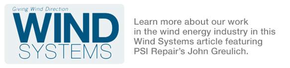 Wind Turbine Parts Repair: PCBs, IGBTs, PLCs    | PSI Repair